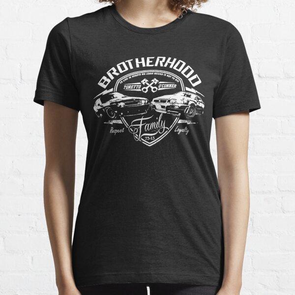 rapide et furieux T-shirt essentiel