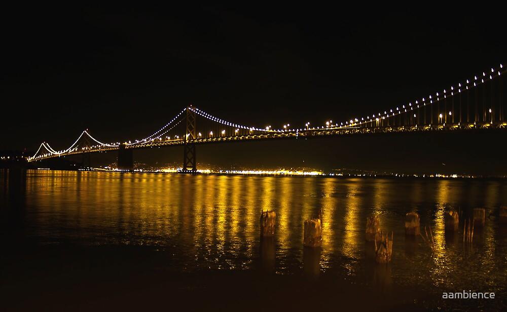 Bay Bridge, San Francisco. by aambience