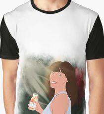 Stefanie Michova #05 (B) Graphic T-Shirt
