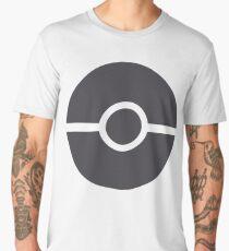 Pokéball minimalist Men's Premium T-Shirt
