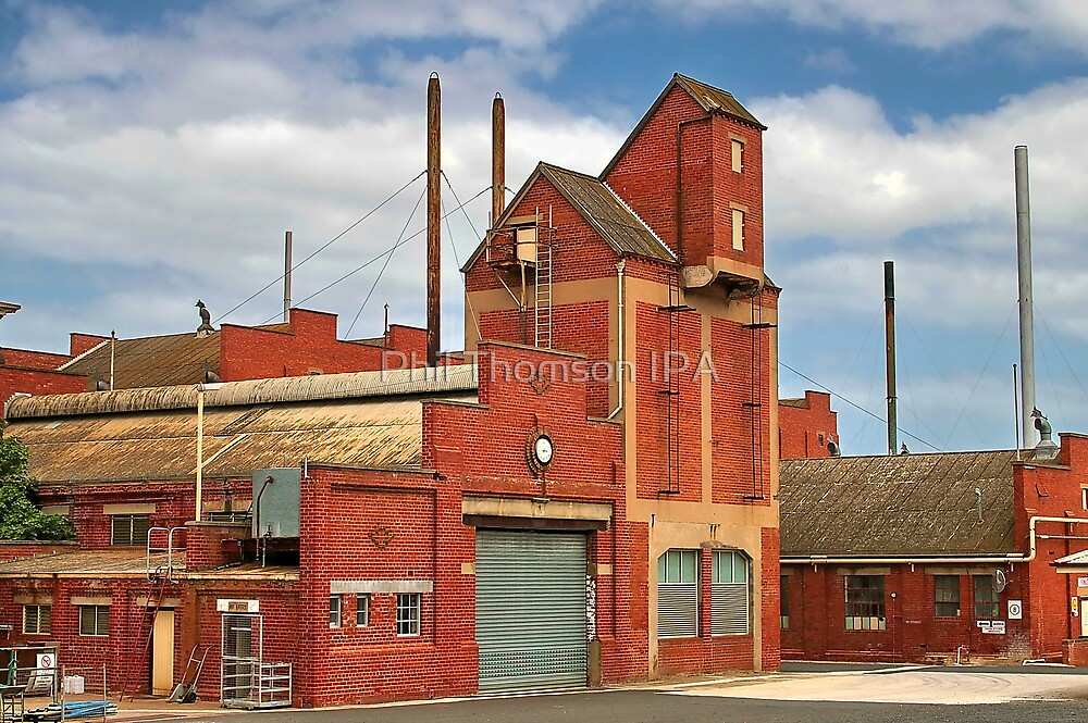 """""""The Valley Mill"""" by Phil Thomson IPA"""