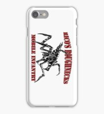 Starship Troopers - Rico's Roughnecks iPhone Case/Skin