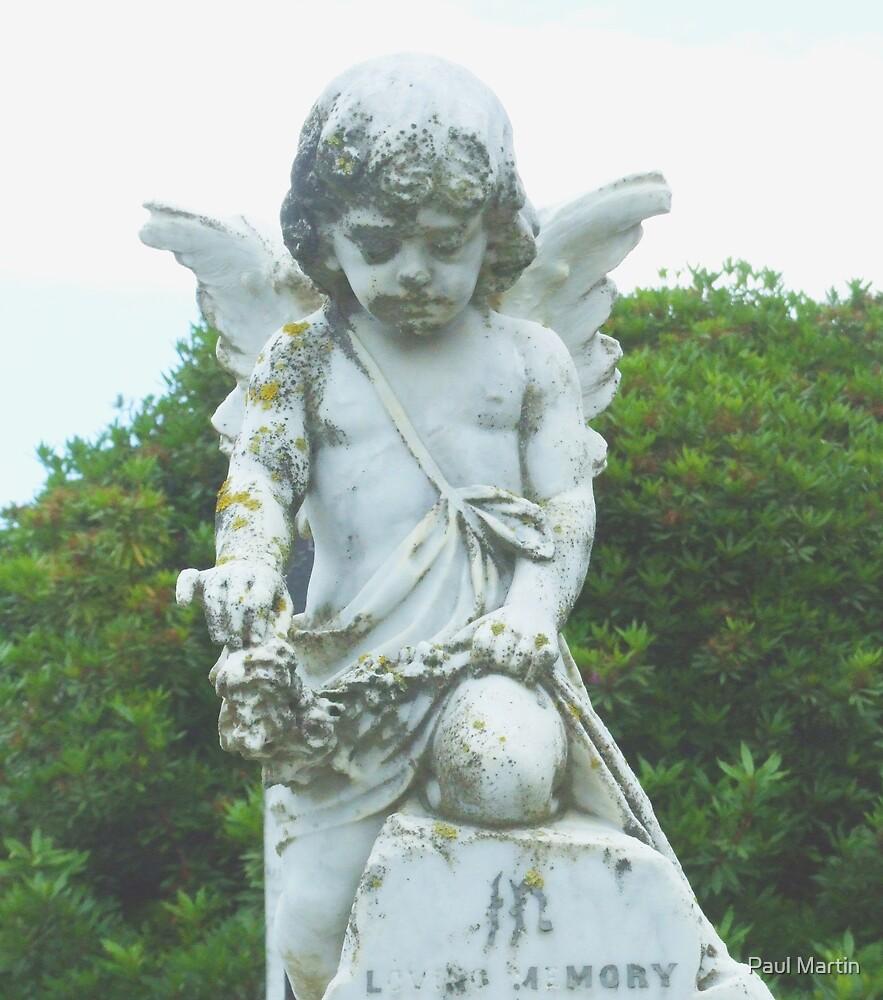 Little Angel by Paul Martin