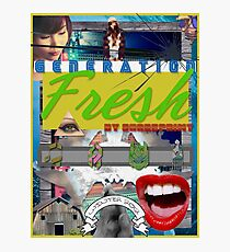 GEN:ℱℛℰ$ℋ(Relapse) Photographic Print