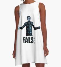 Dwight walker Schrute A-Line Dress