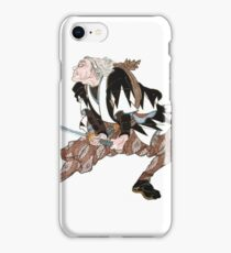 R-004 Chushingishi Komyo iPhone Case/Skin