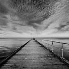 Mordialloc Pier II by Christine Wilson