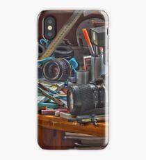Tumultuous Table iPhone Case