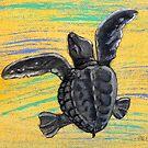 Sea Turtle Art ... t48 by whiteygilroy
