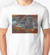 Tumultuous Table Unisex T-Shirt