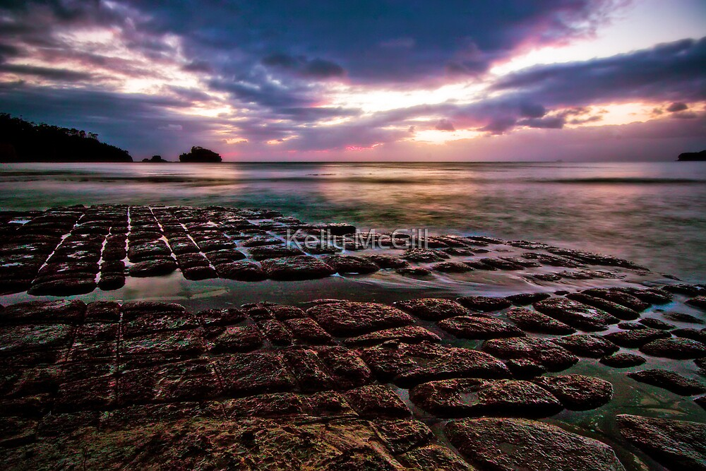 Tessellated Pavement by Kelly McGill