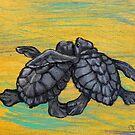 Sea Turtle Art ... t49 by whiteygilroy