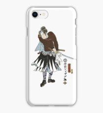 R-005 Fuwa Katesuemon iPhone Case/Skin