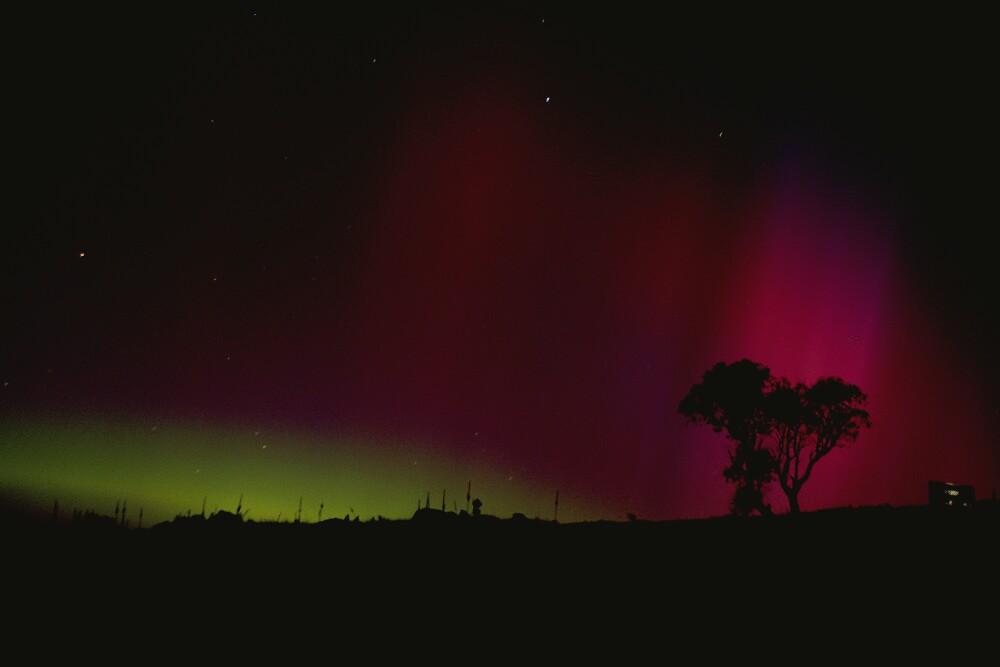 aurora australis by gerard