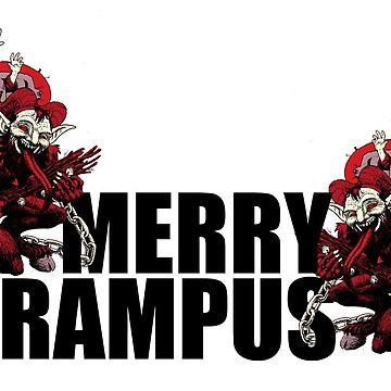 merry krampus by clone1