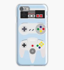 Video controllers iPhone Case/Skin