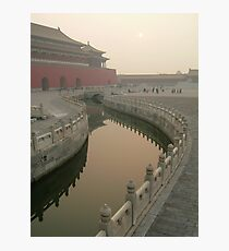 Forbidden City - Beijing Photographic Print