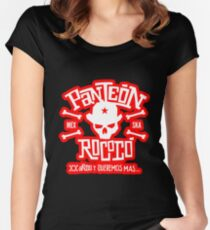 Panteon Rococo 20 years Women's Fitted Scoop T-Shirt