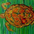 Sea Turtle Art ... t57 by whiteygilroy