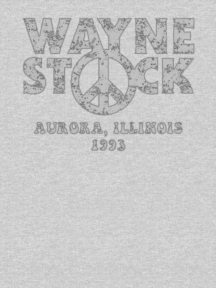 Waynes World - Waynestock Festival 1993 by UnconArt