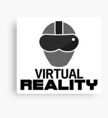 Virtual Reality (VR) Canvas Print