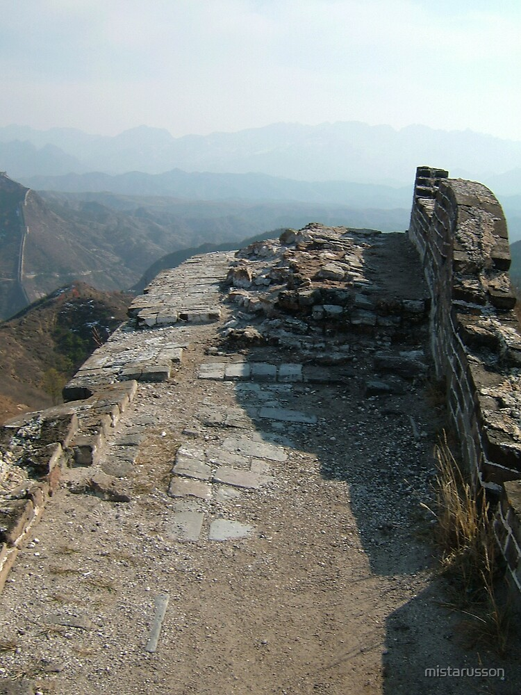 Great Wall of China 2 by mistarusson