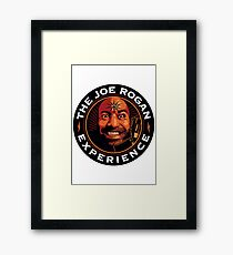Joe Rogan Experience Framed Print