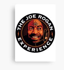 Joe Rogan Experience Canvas Print