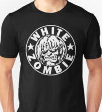 White Zombie (White) Unisex T-Shirt