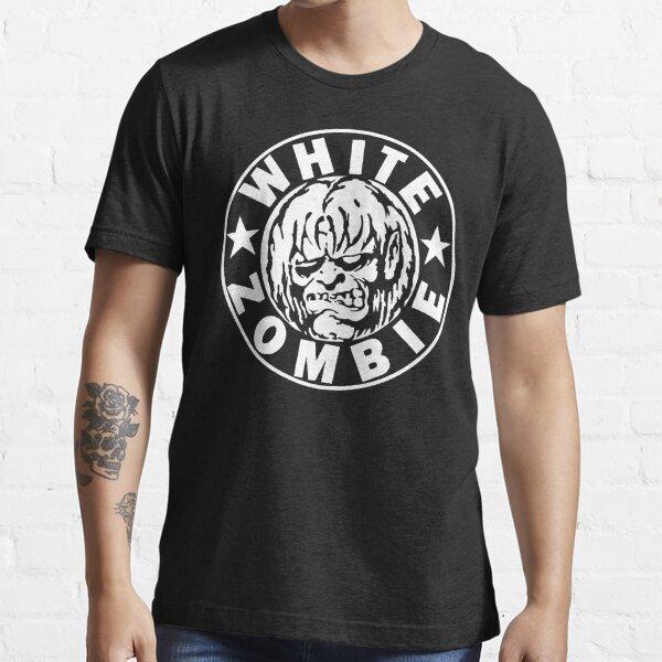 Weißer Zombie (Weiß) Essential T-Shirt