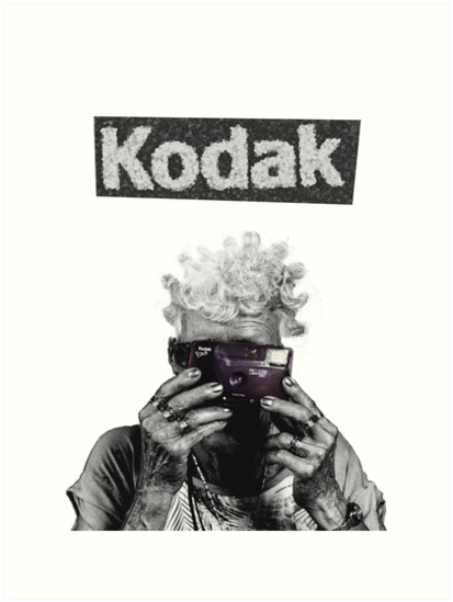 Kodak Black Transparent