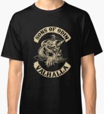 Sons of Odin - Valhalla Classic T-Shirt