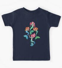Merry Mermaids in Watercolor  Kids Tee