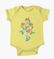 Merry Mermaids in Watercolor  Kids Clothes