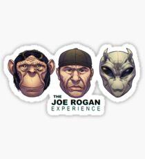 Joe Rogan Experience Sticker