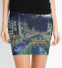Downtown Mini Skirt