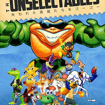 UNSELECTABLES. by Schematics