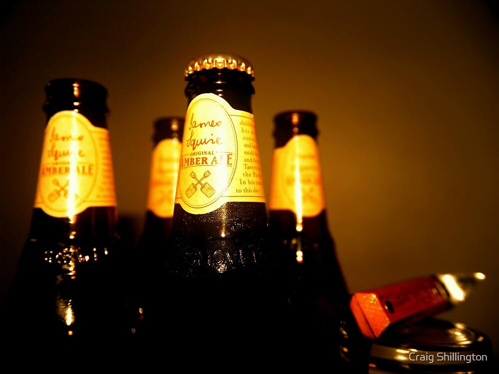 James Squire - Original Amber Ale by Craig Shillington