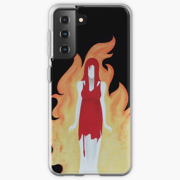 Carrie White Samsung Galaxy Soft Case