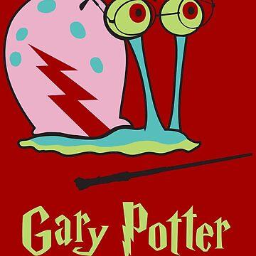 Gary Potter by bgirard