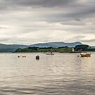 Loch Etive from Connel  by 29Breizh33