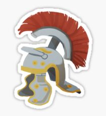 Roman Helmet Sticker