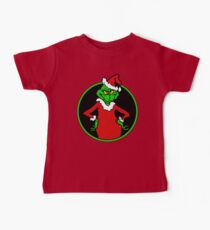 The Grinch  Baby Tee