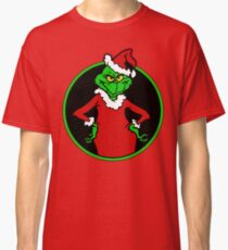 The Grinch  Classic T-Shirt
