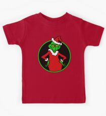 The Grinch  Kids Tee