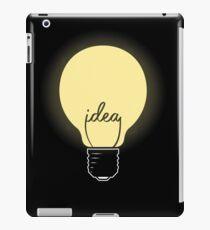 Idea! iPad Case/Skin