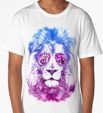 Tackle The Gazzle Says Mr. Lion Long T-Shirt