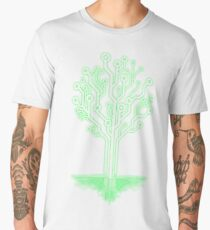 Tree of Technological Knowledge Men's Premium T-Shirt