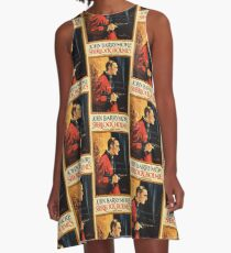 Sherlock Holmes movie-poster 1922 A-Line Dress