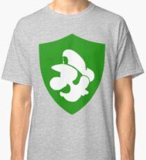 Luigi Crest (Variant 2) Classic T-Shirt